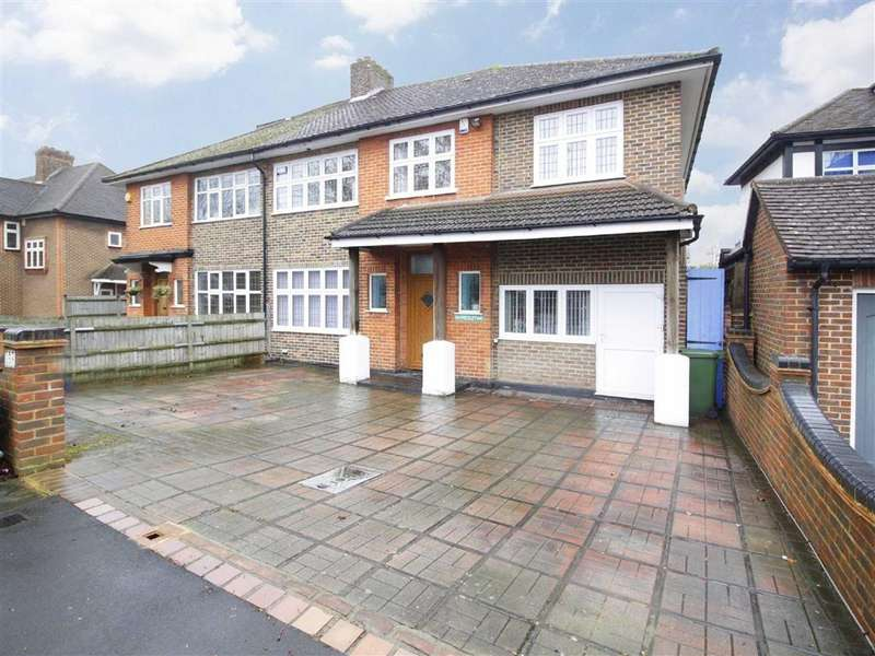5 Bedrooms Semi Detached House for sale in Hayes Lane, Hayes, Kent