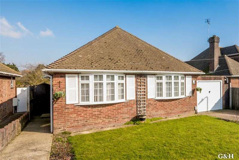 4 Bedrooms Detached Bungalow for sale in Harvey Road, Ashford, Kent