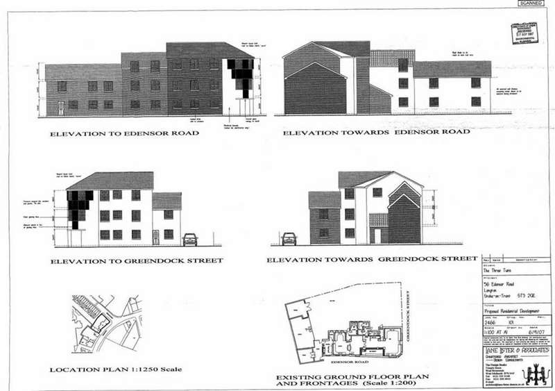 Land Commercial for sale in Edensor Road, Longton