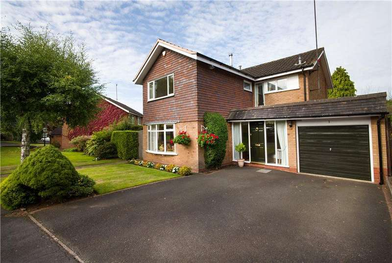 4 Bedrooms Detached House for sale in Elm Drive, Blakedown, Kidderminster, Worcestershire, DY10