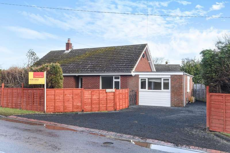 3 Bedrooms Detached Bungalow for sale in Bucknell, Shropshire, SY7