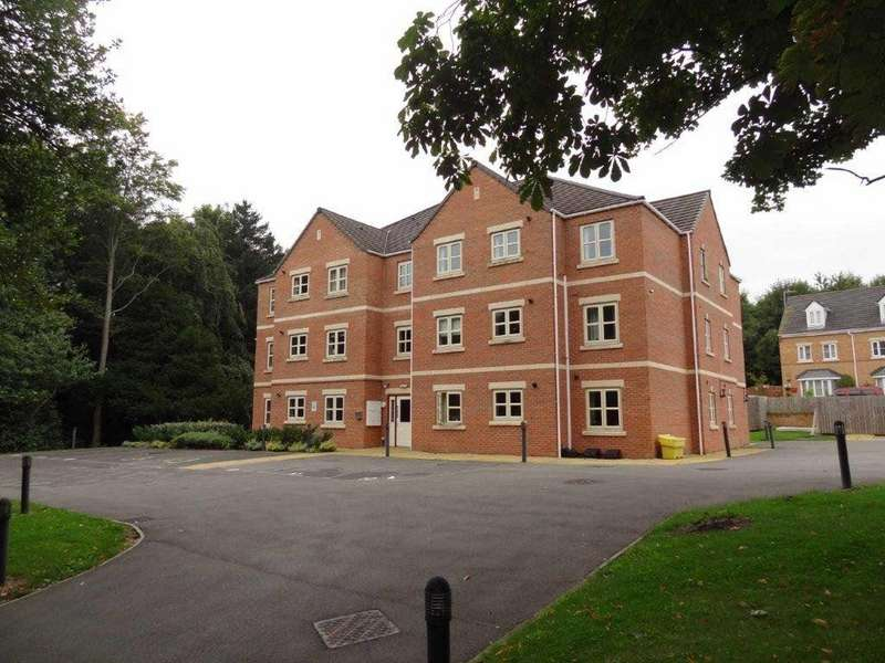 2 Bedrooms Apartment Flat for rent in Grange Court, Wombwell, Barnsley