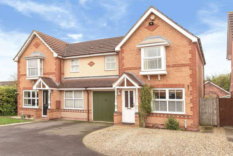 3 Bedrooms House for sale in Brunstock Beck, Didcot, OX11