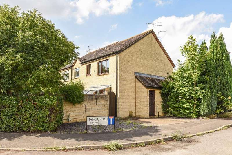 1 Bedroom Flat for sale in Manor Road, Cogges, Witney, OX28