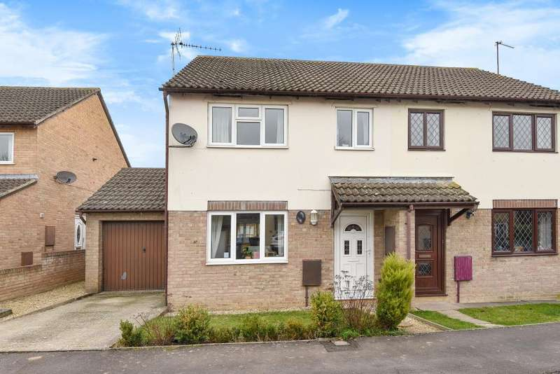 3 Bedrooms House for sale in Thorney Leys, Witney, OX28