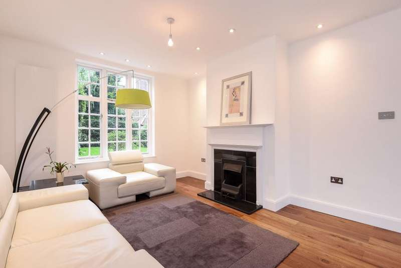 5 Bedrooms House for sale in Hampstead Way, Hampstead Garden Suburb, NW11