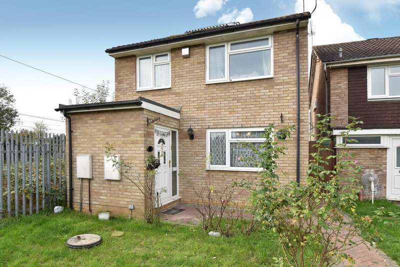 3 Bedrooms Detached House for sale in Slough, Berkshire, SL2