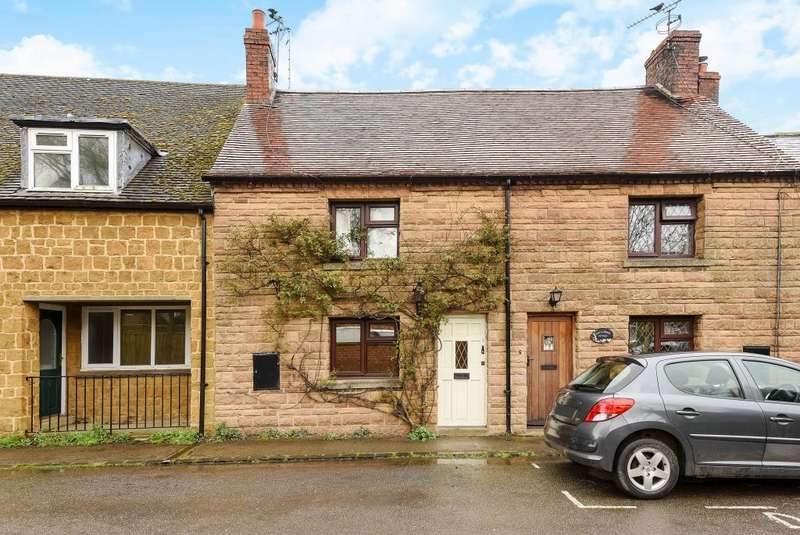 2 Bedrooms Cottage House for rent in Brook street, Fenny Compton, CV47