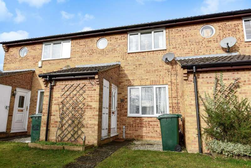2 Bedrooms House for sale in Isis Avenue, Bicester, OX26