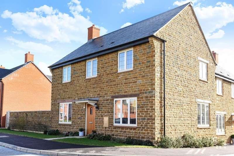 4 Bedrooms House for sale in John Harper Road, Adderbury, OX17