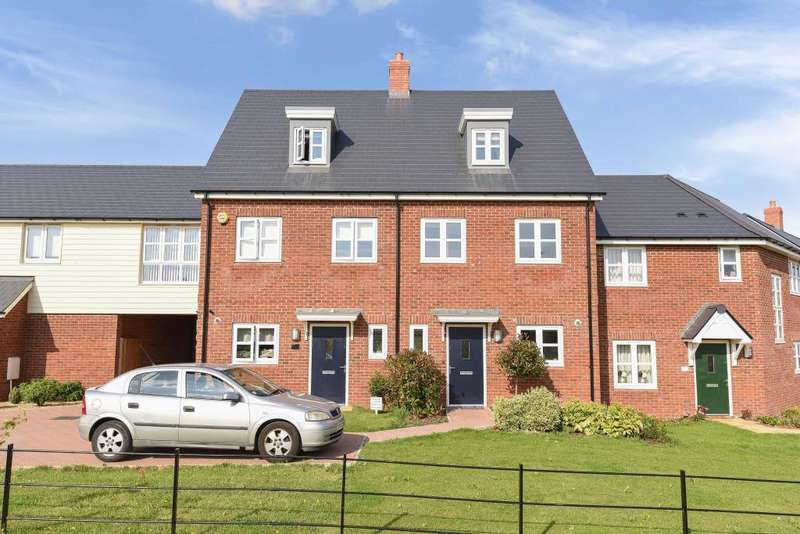 3 Bedrooms House for sale in Aylesbury, Buckinghamshire, HP18