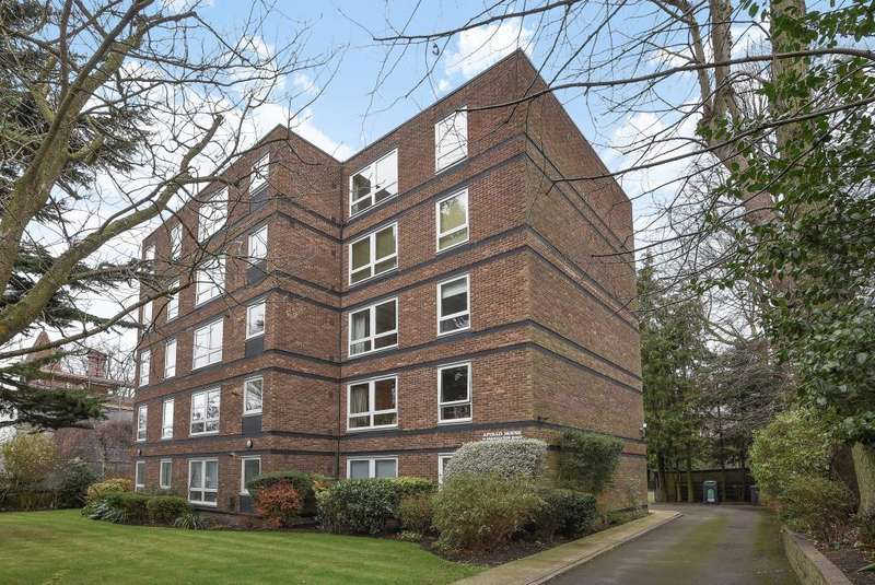 2 Bedrooms Flat for sale in Apollo House, Highgate, N6, N6