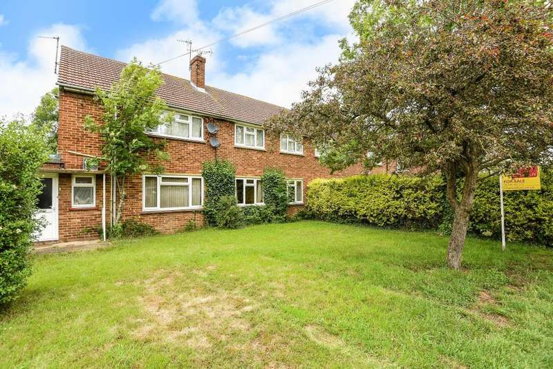 3 Bedrooms Maisonette Flat for sale in Whaddon Chase, Aylesbury, HP19