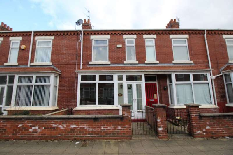 3 Bedrooms Terraced House for sale in Harcourt Street, Stretford, Manchester, M32