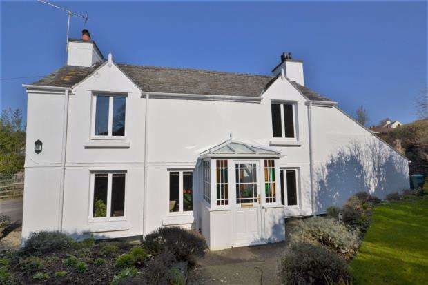 3 Bedrooms Detached House for sale in St. Dominick, Saltash, Cornwall