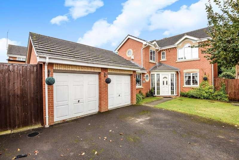 4 Bedrooms Detached House for sale in Primrose Walk, Woodford Halse, NN11