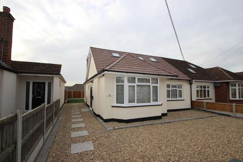 4 Bedrooms Semi Detached House for rent in Hall Farm Road, Benfleet