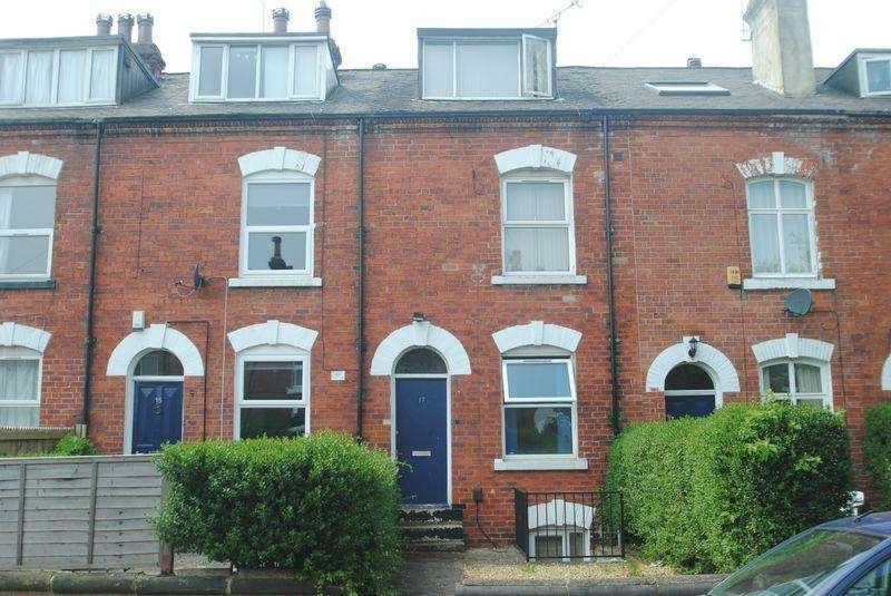5 Bedrooms Terraced House for rent in Ash Terrace, Leeds