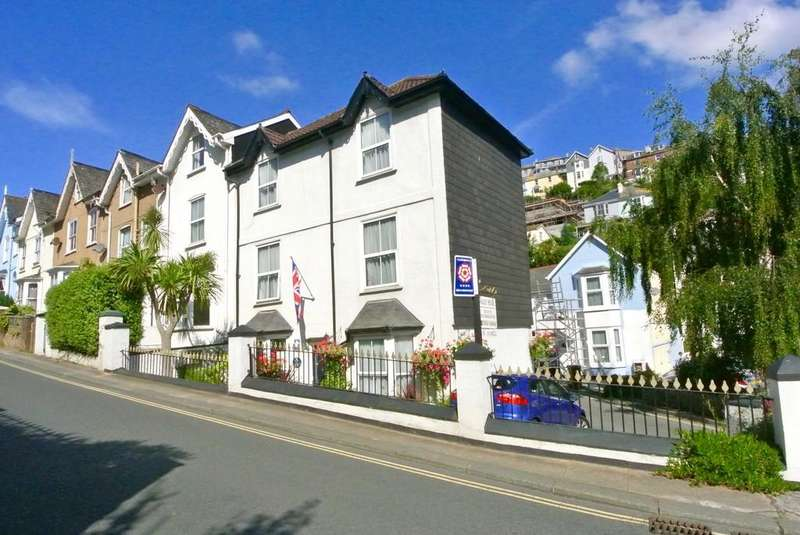 4 Bedrooms End Of Terrace House for sale in Valley House, 46 Victoria Road, Dartmouth, Devon, TQ6 9DZ