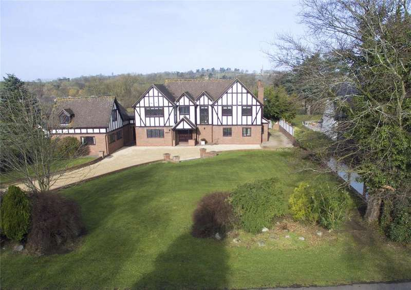 6 Bedrooms Detached House for sale in Stratford-upon-Avon, Warwickshire