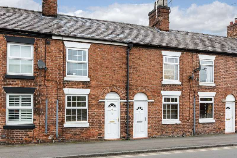 2 Bedrooms Terraced House for sale in Nantwich, Cheshire