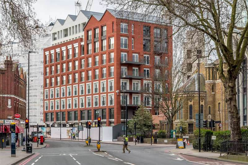 1 Bedroom Apartment Flat for sale in Keybridge House, Keybridge, South Lambeth Road, Vauxhall, SW8