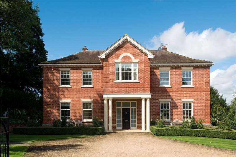 7 Bedrooms House for rent in Wonston, Sutton Scotney, Winchester, Hampshire, SO21