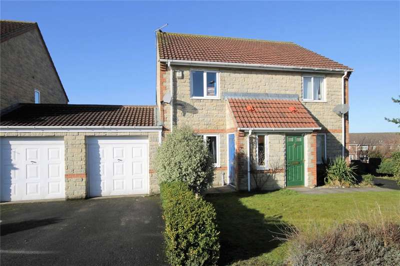 2 Bedrooms Semi Detached House for sale in Stuart Court, Consett, DH8