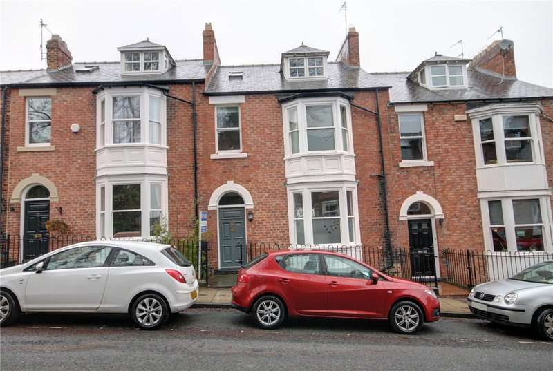 4 Bedrooms Terraced House for sale in The Avenue, Durham City, DH1