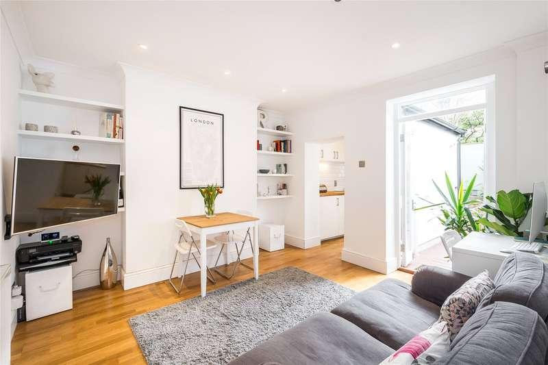 1 Bedroom Flat for sale in Packington Street, London, N1