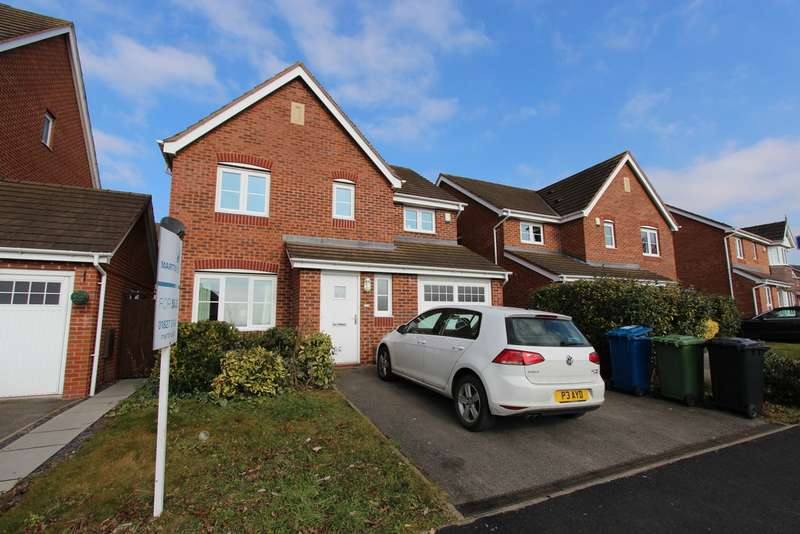 4 Bedrooms Detached House for sale in Leyland Road, Glascote B77