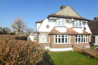 3 Bedrooms Semi Detached House for sale in Woodmere Avenue, Croydon