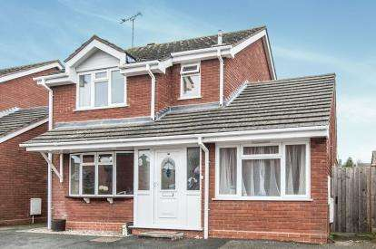 3 Bedrooms Detached House for sale in Marleigh Road, Bidford On Avon, Alcester, Warwickshire