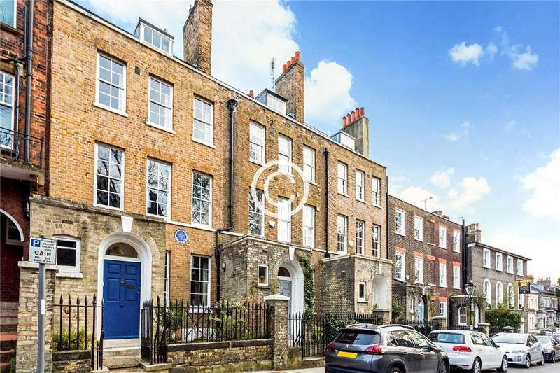 3 Bedrooms Terraced House for sale in Well Walk, Hampstead, London, NW3