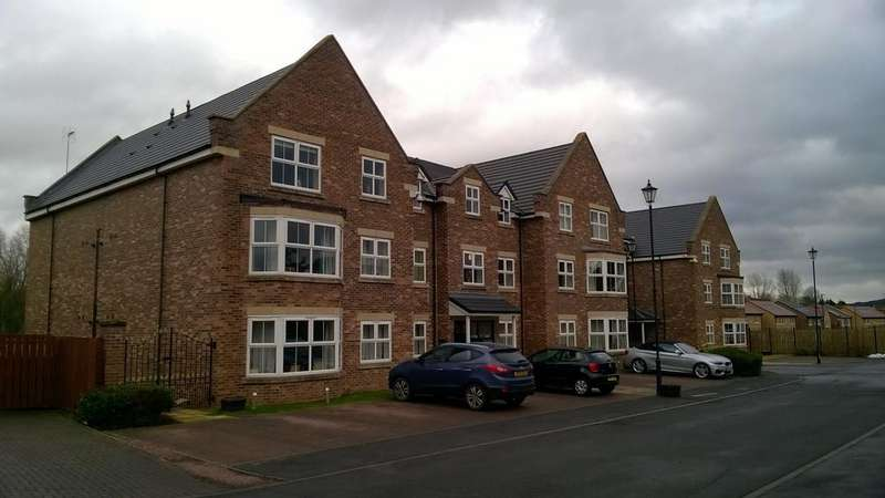 2 Bedrooms House for rent in West End Manors, The Copse, Guisborough