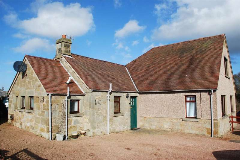 2 Bedrooms Semi Detached House for rent in 1 Easter Pitscottie Farm Cottage, Cupar, Fife, KY15