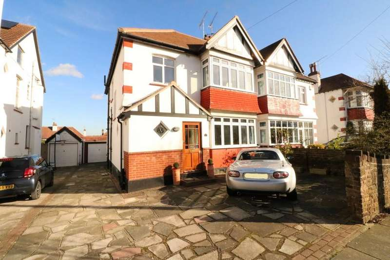 4 Bedrooms Semi Detached House for sale in St. Davids Drive, Leigh-on-Sea