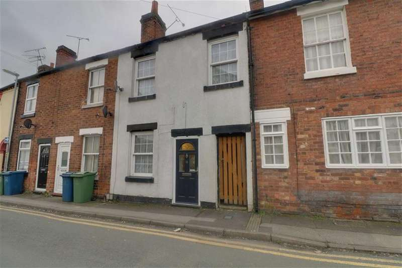 3 Bedrooms Terraced House for sale in Telegraph Street, Stafford