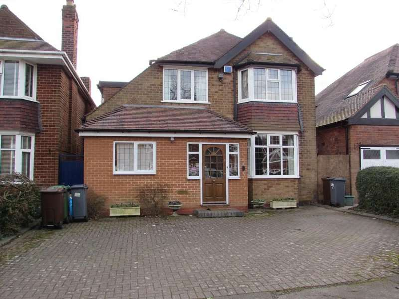 4 Bedrooms Detached House for sale in Pinfold Road, Solihull