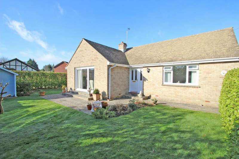 2 Bedrooms Detached Bungalow for sale in Orchard Drive, Swains Road, Bembridge