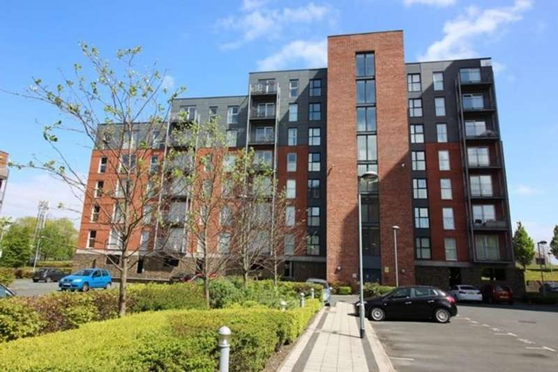 2 Bedrooms Apartment Flat for sale in 3 Stillwater Drive, SportCity