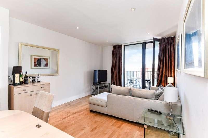 1 Bedroom Apartment Flat for sale in Antonine Heights, SE1