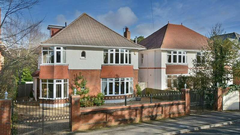 6 Bedrooms Detached House for sale in St. Albans Avenue, Queen's Park, Bournemouth