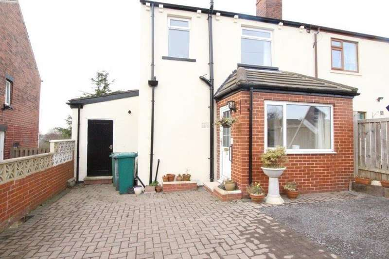 3 Bedrooms Semi Detached House for sale in Highfield Drive, Birstall, West Yorkshire