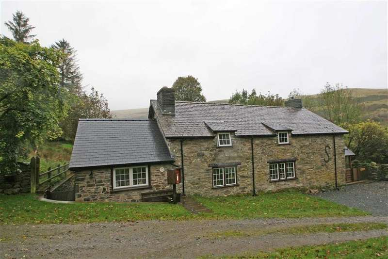 3 Bedrooms Detached House for sale in Nr Llangurig, Llanidloes, Powys