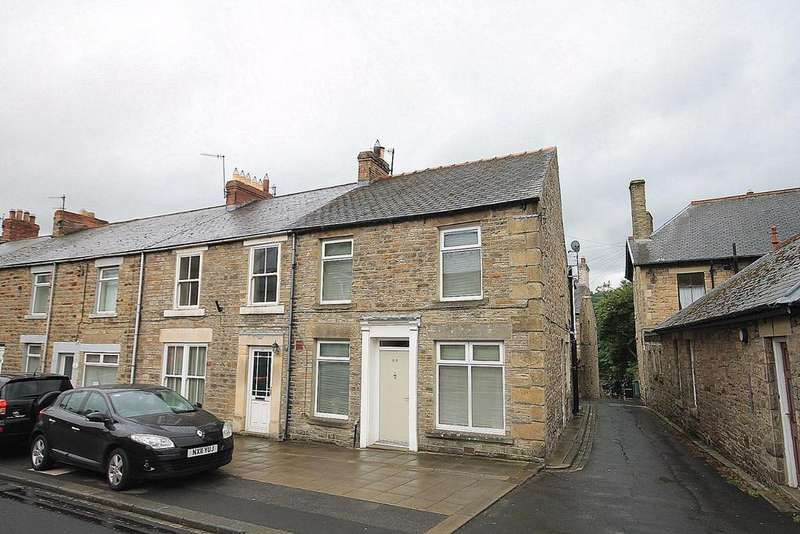 3 Bedrooms End Of Terrace House for sale in Front Street Stanhope, Bishop Auckland