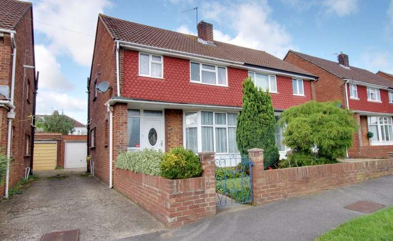3 Bedrooms Semi Detached House for sale in Drayton