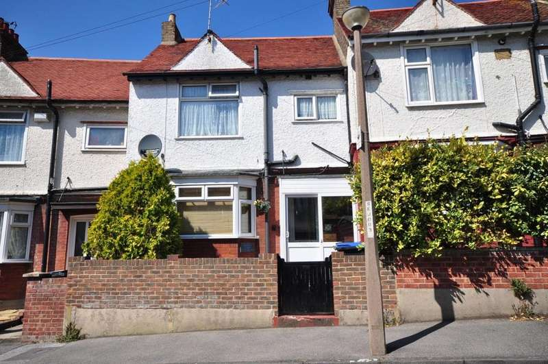2 Bedrooms Terraced House for rent in St. Lukes Road Ramsgate CT11