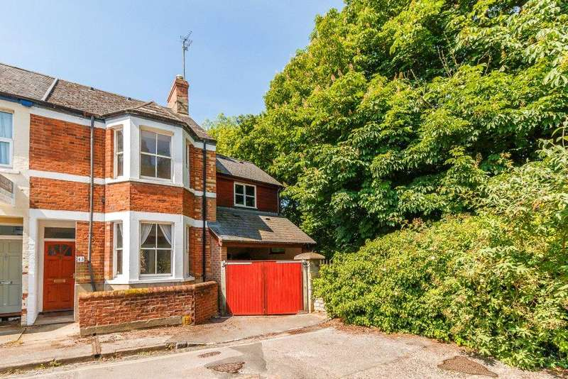 3 Bedrooms House for sale in Boulter Street, Oxford, Oxfordshire, OX4