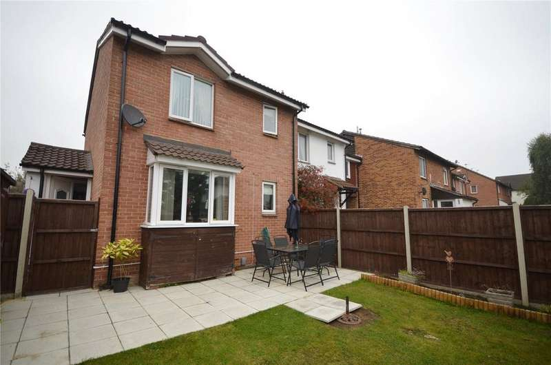 1 Bedroom Town House for sale in Caistor Close, Calcot, Reading, Berkshire, RG31